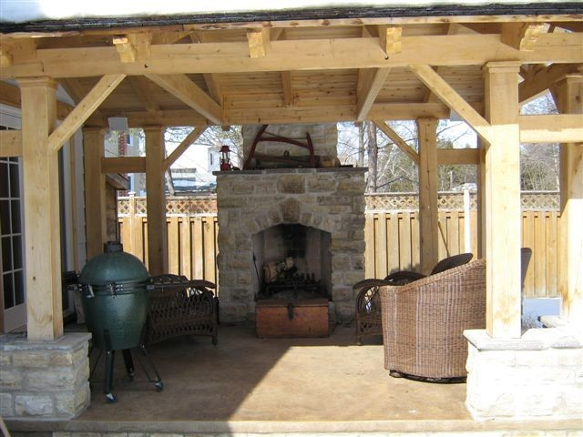 Masonry Heaters And Fireplaces